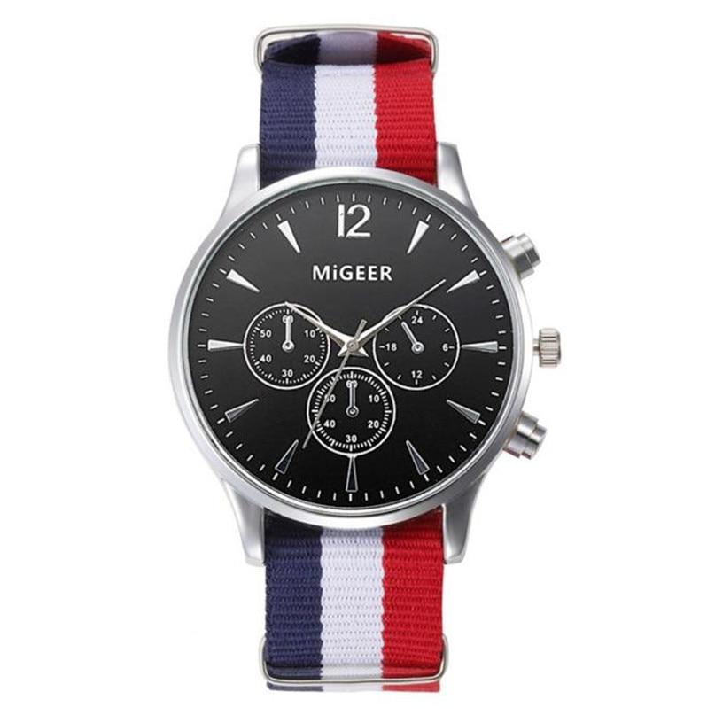 MIGEER heren horloges luxe merk van hoge kwaliteit mode heren heren - Herenhorloges - Foto 5
