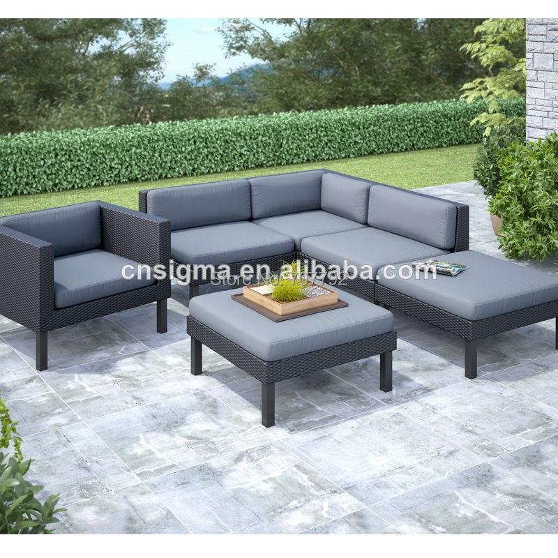 grey rattan garden furniture best selling outdoor furniture grey rattan wicker luxury