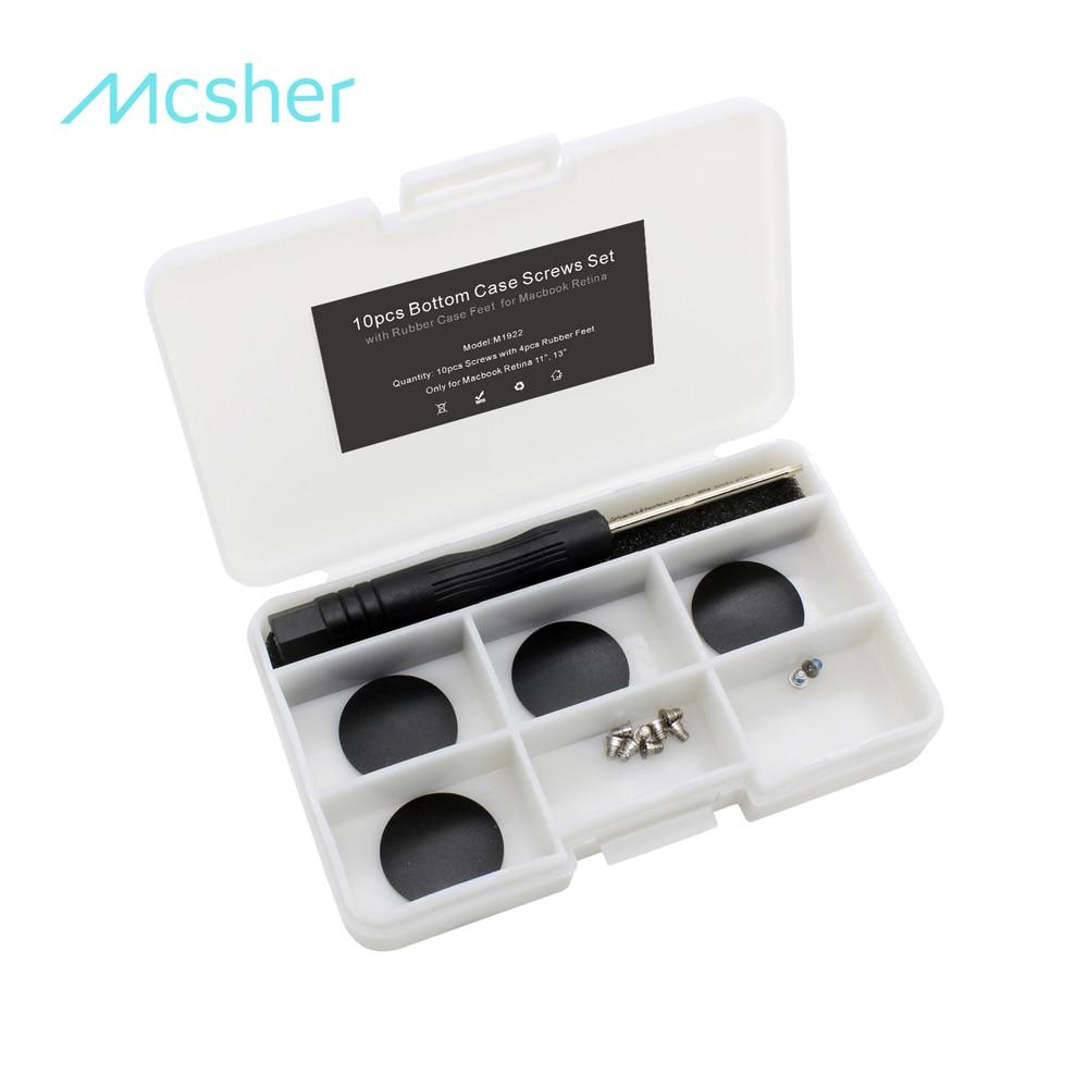 Bottom Case Rubber Feet for MacBook Pro Retina A1425 A1502 A1398 13 15