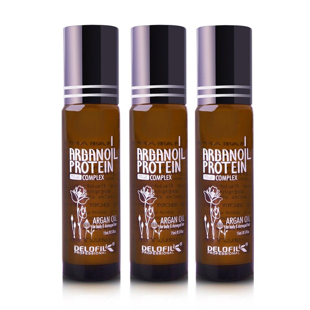 Moroccan Argan Oil Hair Oil Keratin Stra