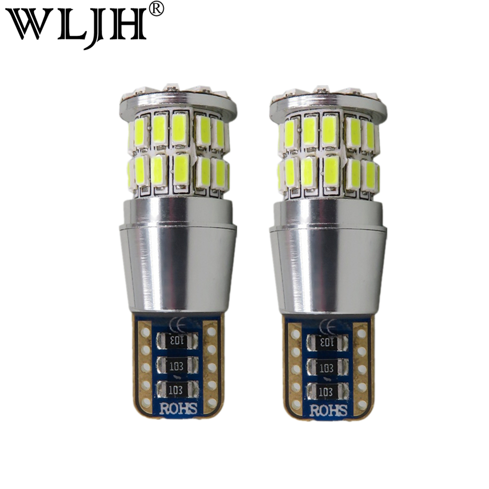 Mercedes S211 W211 Front Side Lamp Cree White Xenon Smd Led T10 W5w 501