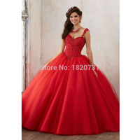 Discount Vestidos De 15 Anos Debutante Ball Gown Beading Dress for 15 Years Cheap Quinceanera Dresses 2019 Spaghetti Straps