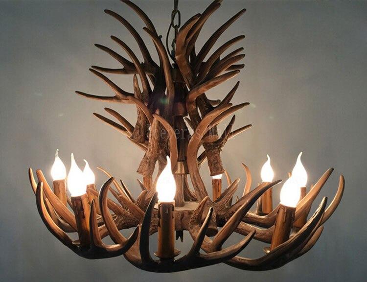 online kaufen gro handel hirschgeweih lampe aus china hirschgeweih lampe gro h ndler. Black Bedroom Furniture Sets. Home Design Ideas