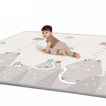 1 см толщина ковер для детей игровой коврик пена коврик пазл ребенок ползающий ребенок детское одеяло 200*180 см для детской комнаты