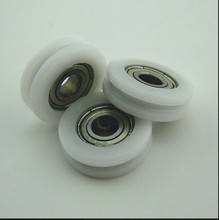 цена на 10 pcs V696ZZ V Groove Sealed Ball Bearings V groovenylon pom bearing  6x 22 x 7mm deep NEW