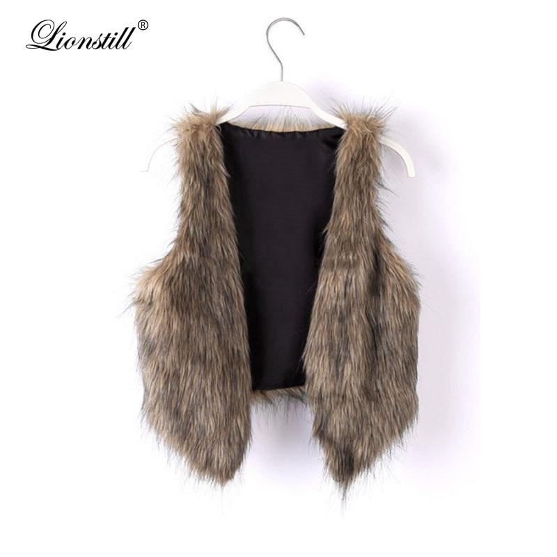 LIONSTILL fur coat raccoon fur collar clother short parapraph clothes slim imitation sheep skin women fur coat fur jackets