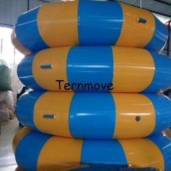 Gonfiabile galleggiante acqua giocattoli Ginnastica Trampolino Per La Vendita di acqua bouncer jumper bouncer gonfiabile mare letto salto