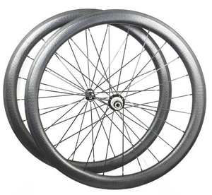 top 10 most popular cheap racing wheels brands 1970 Honda Motorcycle 50mm chinese carbon dimple road bike clincher wheels 700c racing bicycle wheelset