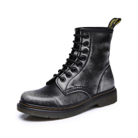 dr martens woman scarpe donna dr martin boots botines mujer 2018 ankle boots women's doc martins fur boots shoes