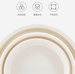 Image 5 - Xiaomi 7.2L Foldable Silica Gel Bucket Portable Durable Easy To Clean Household Outdoor Travelling Fishing Outing Car Washing