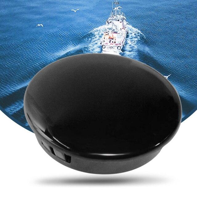 Capuchon central de volant de bateau