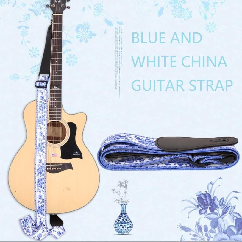 Gitarrengurt Gurt Band Für Gitarre 536 Bass Schwarz
