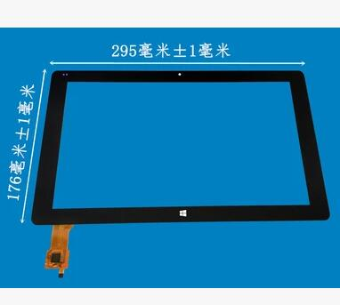 New Touch Screen Digitizer Glass Replacement for 11.6 CUBE iwork 1x Tablet Touch Panel Sensor Parts Free Shipping original touch screen digitizer for ipad mini2 white black new tp ic replacement glass screen