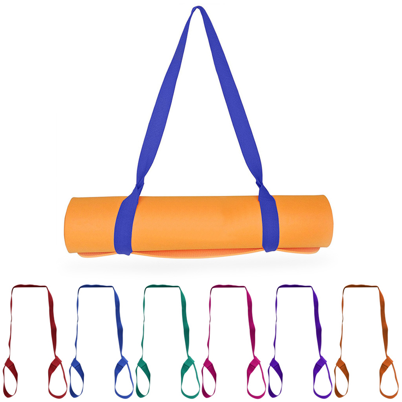 New Yoga Mat Sling Carrier Shoulder Carry Strap Belt