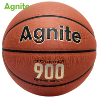 Agnite F1115 Microfiber basketball size 7 official Basketball Ball indoor outdoor 613g Strong resistance to abrasion and old