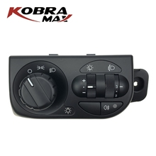 KobraMax Auto Professional Accessories Combination Switch - Headlight 52.37692170-3709820  Fits For lada Car