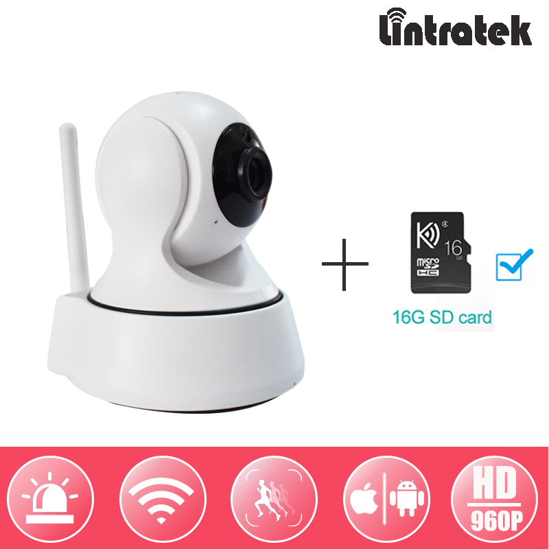 IP Wifi Security Camera Mini Wi-fi Video Surveillance PTZ Camera Onvif Wireless 960P P2P Home CCTV Camera IPCam Baby Monitor ...