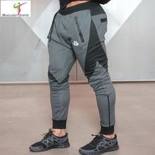2016 Compression Hosen Jogger Hosen Mann hark Pantalon Homme Harem Jogginghose Fitness ClothingM-XXL
