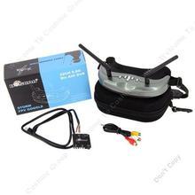 El Envío Gratuito! BOSCAM Storm Goggle GS922 Div AIO FPV 5.8G 32CH DVR Receptor Inalámbrico Dual