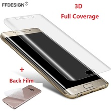 For Samsung Galaxy S9 S8 Plus Screen Protector Film For Samsung S7 Edge Note 8 (Not Tempered Glass) Screen Protection Film Foil
