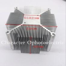 2pcs Aluminium Heat Sink for 20W 30W 50W 100W High Power LED Light Panel Bulb