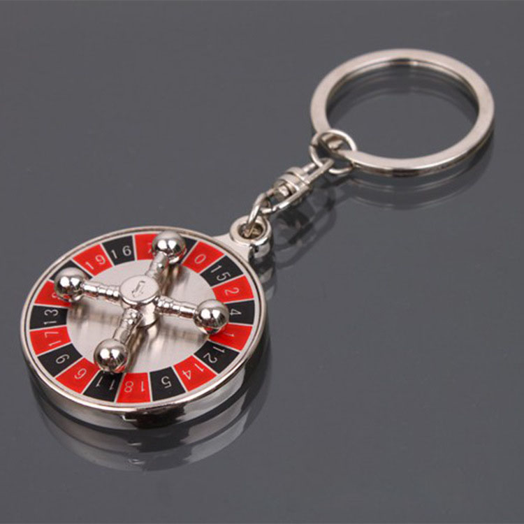 1pcs car key chain car styling compass cross key holder for Mercedes benz key rings for sale