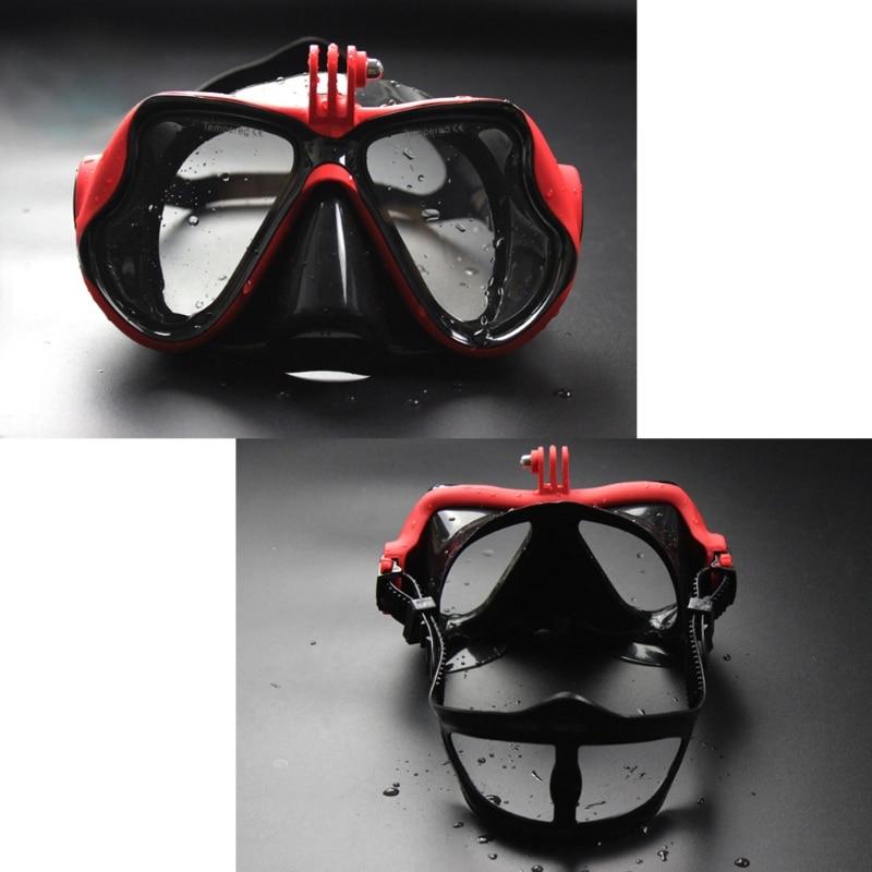 OCDAY Υποβρύχια μάσκα μάσκας κατάδυσης - Κάμερα και φωτογραφία - Φωτογραφία 3