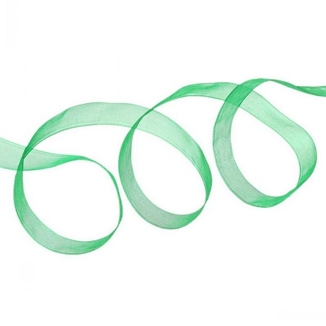 Organza Satin Ribbon Gift Ng For Diy Crafts Headband Bow Wedding Party Dark Green 12 0mm