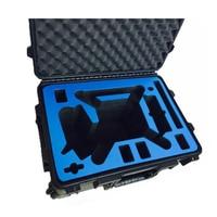 Tricases factory IP67 waterproof shookproof dustproof hard PP plastic case M2610 with custom EVA foam for camera