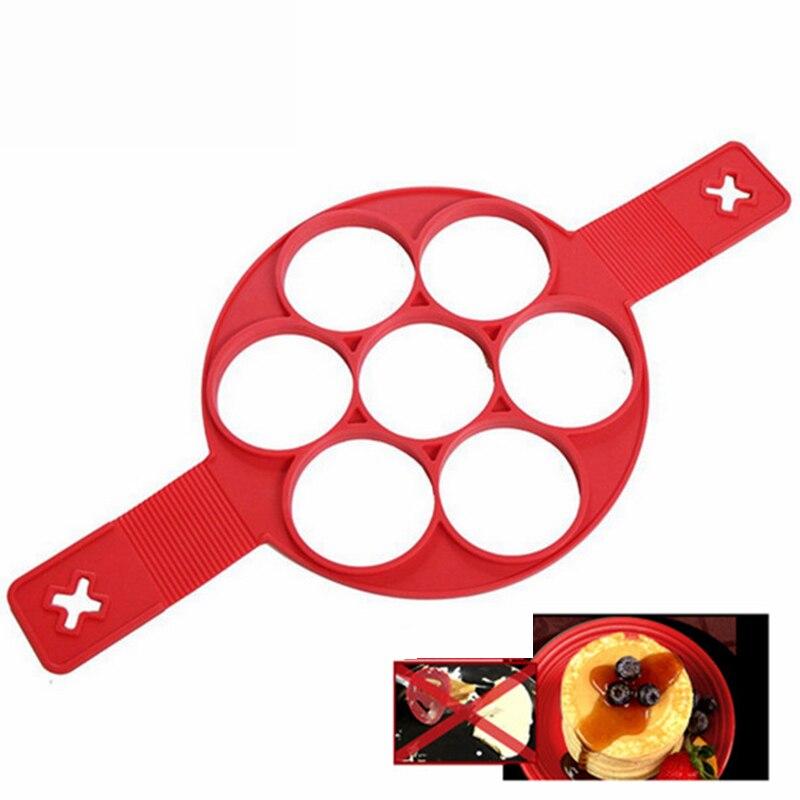 Antiaderente Strumento di Cottura Pan Uovo di Vibrazione Colazione Maker Formaggio Uovo Fornello Uova Muffa Della Cucina di Cottura Accessori W $