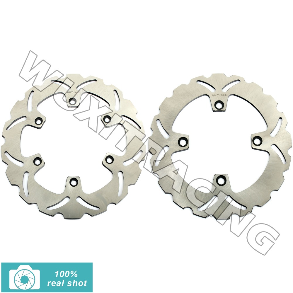 320mm New Front Brake Discs Rotors for YAMAHA FZ1 1000 FAZER ABS 06-14 07 08 09 10 11 13 YZF R1 04-06 05 15 16 FZ1 S N ABS 06-12