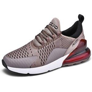 Image 5 - メンズスポーツシューズエアブランドカジュアルシューズ270通気性zapatillas hombre deportiva高品質のカップルの靴のトレーナースニーカー