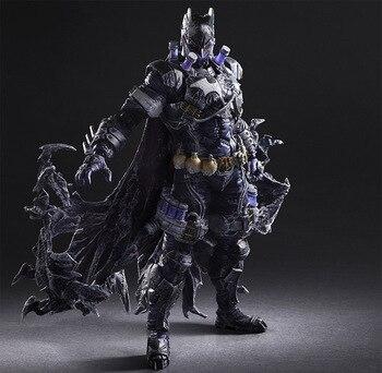 26cm villain league rogues gallery frozen man batman play action figure PVC toys collection anime cartoon model toys collectible