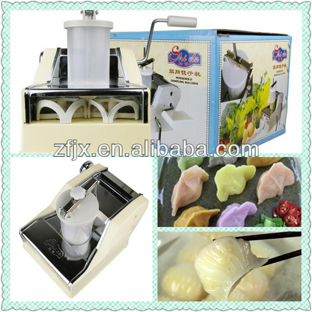 Dumpling making machine home use manual mini type high quality household manual hand dumpling maker mini press dough jiaozi momo making machine