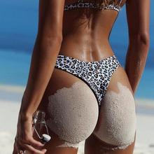 New Arrival Women Leopard Set Push-Up Padded Bra Beach Bikini Set Swimsuit Swimwears Enchanting Women's Swimsuits Sexy Biquini