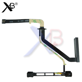 Brand NEW HDD Hard Drive Disk Cable with Bracket For Macbook Pro A1286 15.4