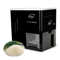 Automatic Rice Milling Machinery Plastic Rice Polisher Household Germ Rice Machine Rice Husking Machine YKY 6N20B