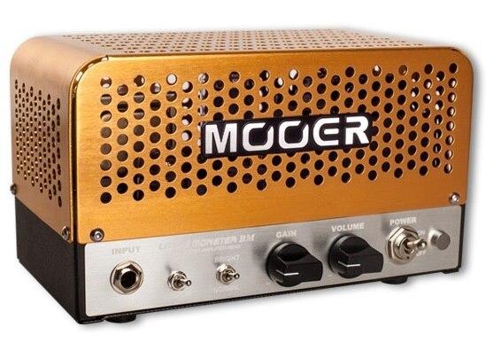 Cheap MOOER Little BM Electric Guitar AMP Amplifier / Full Metal Construction Mini All-tube Guitar Amplifier Head
