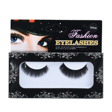 1 Pairs Natural long Thick Christmas eye lashes Party false Eyelashes makeup