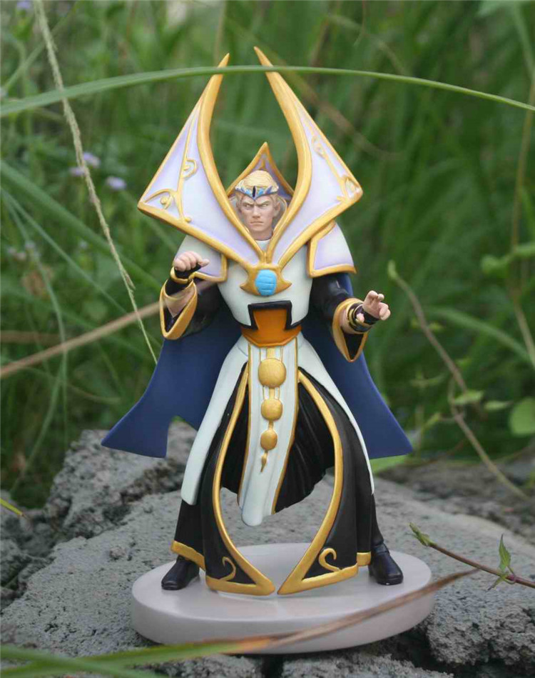 DOTA 2 figure Invoke toy Defense of the Ancients 2 heroes Invoker PVC doll 20cm Gamers Collection gift free shipping спот eglo buzz led 92597