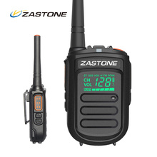 Zastone Portable Walkie Talkie Mini9 UHF 400-470MHz Handheld Two Way Radio Ham Radio Communicator walkie talkie Transceiver