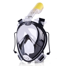 Snorkel Set Scuba Diving Full Faces Snorkeling Masks  for Adults Kids Anti Fog & Leak With Gopro Mount, Gifts for Girls, Boys