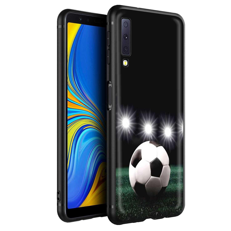 כדורגל כדורגל כדור CCase Samsung Galaxy S20 S10 S9 S8 S7 S6 בתוספת הערה 9 8 M30 M20 M10 קצה Lite Ultra
