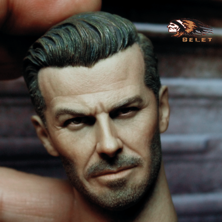 1/6 scale figure doll accessories head shape for 12 action figure doll Football star David Beckham male Head carved 1 6 scale figure doll head shape for 12 action figure doll accessories iron man 2 whiplash mickey rourke male head carved