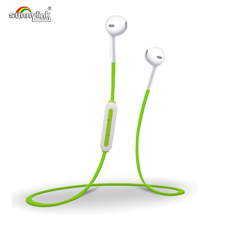 Sunnylink X7 Wireless Bluetooth Earphone Sport Stereo Bluetooth Headset with MIC Hands Free wireless headphone for Smart phones sunnylink x7 wireless bluetooth earphone