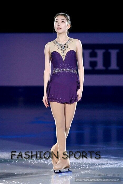 Ice Figure Skating Dresses For Kids Beautiful New Brand ...