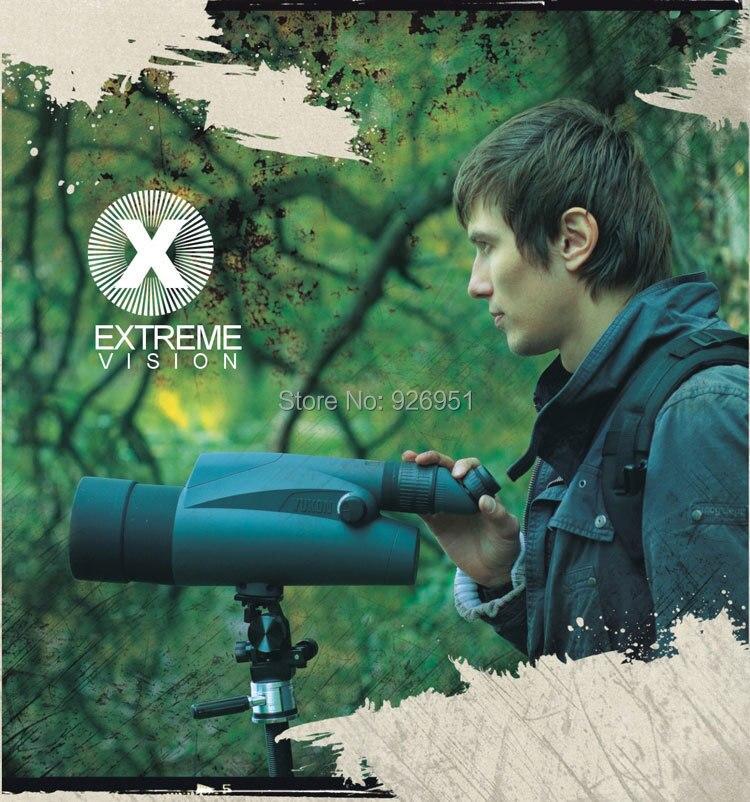 Original Yukon spotting scope sets with magnifications range 6-100x100 daylight optics Bird Spotting scope 6-100X outdoor scope yukon 100x подзорная труба со штативом gray