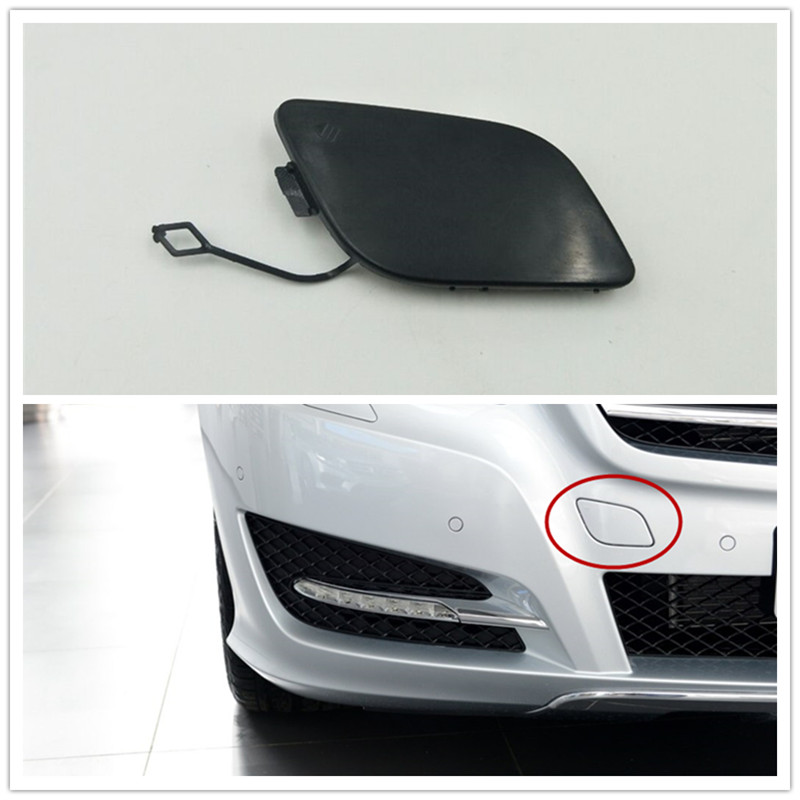 New Rear Bumper Tow Hook Cover Flap For Mercedes-Benz W251 R-Class R320 R350