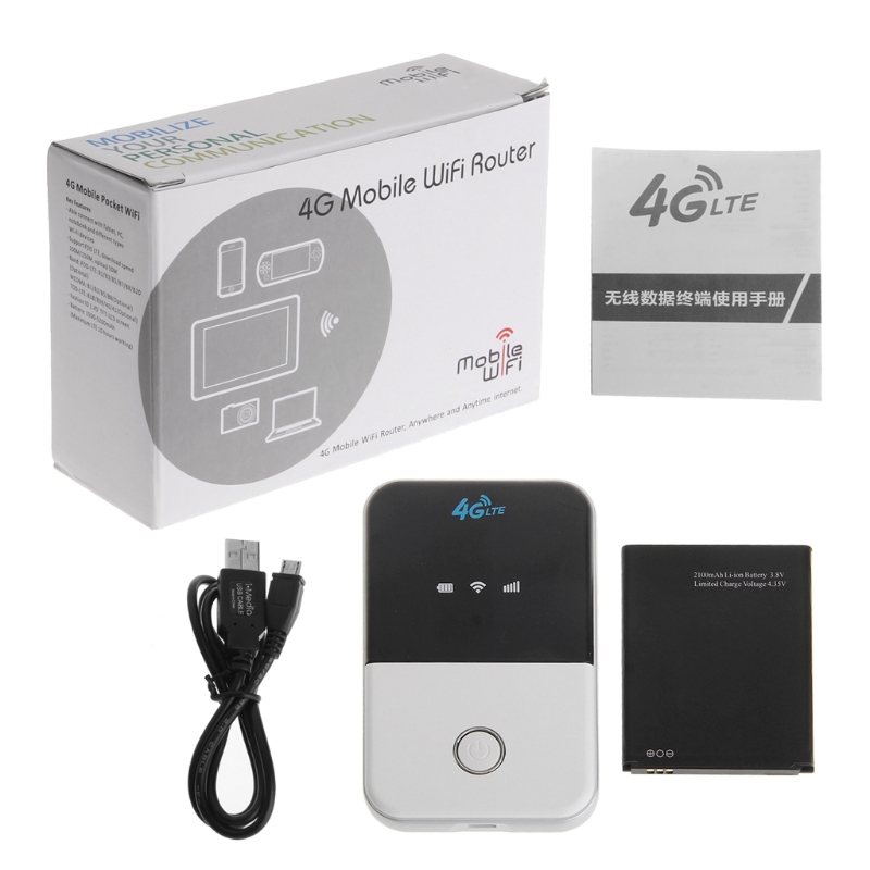 Senza fili Wifi Router 3g 4g Lte Hotspot Wifi Router Sim Card Slot MF825