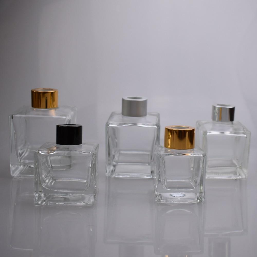 50 ml Piazza Aromaterapia Auto Bottiglia di Profumo Bottiglia di Profumo di Vetro Bottiglia di Volatili 30 pz/lotto-in Applicatore per ombretto da Bellezza e salute su  Gruppo 1